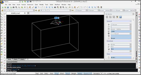 Dynamic Custom Coordinate System (CCS)
